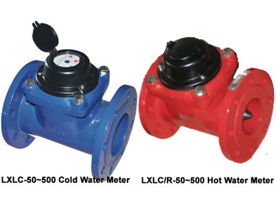 bulk removable element dry type cold(hot) water meter